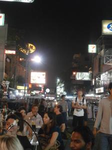 Khao San Road K.O. Bangkok