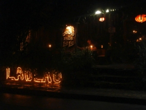 Night Life in Luang Prabang