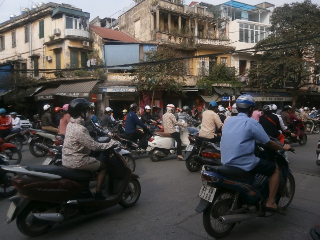 Travelling, South East Asia, Vietnam, Hanoi, Alice Hodgson, awolwithalice.com